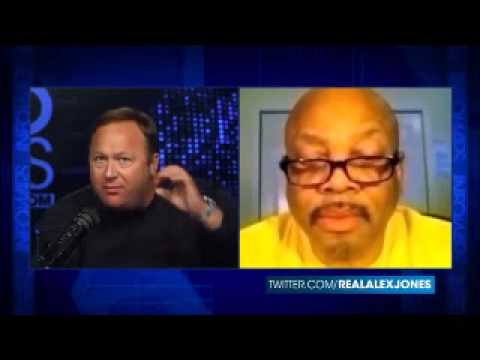 Alex Jones interviews Rev Clenard Childress August 13th 2015