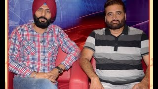 Patta Patta Singhan da Vairi Movie's Artist-Raj Kakra & Nitu Pandher on Ajit Web Tv.