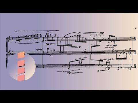 Thomas Adès - Traced Overhead [w/ score]