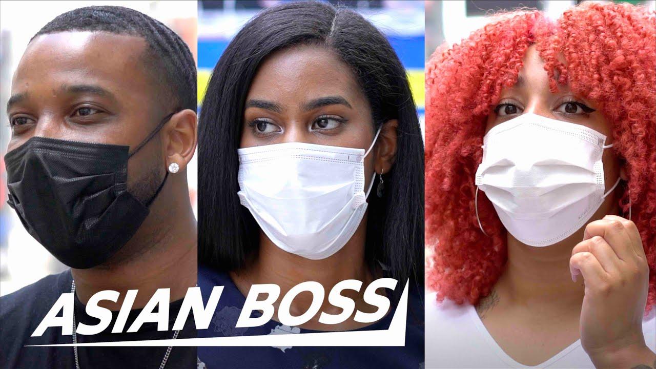 What's It Like Being Black In Korea in 2021?   Street Interview