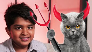 Kids Of Different Religions Explain Hell