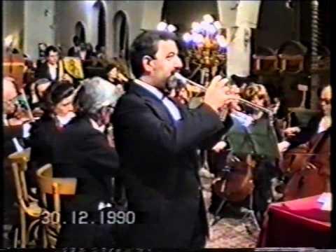 Handel Suite for Trumpet and Orchestra * Gerassimos Ioannidis