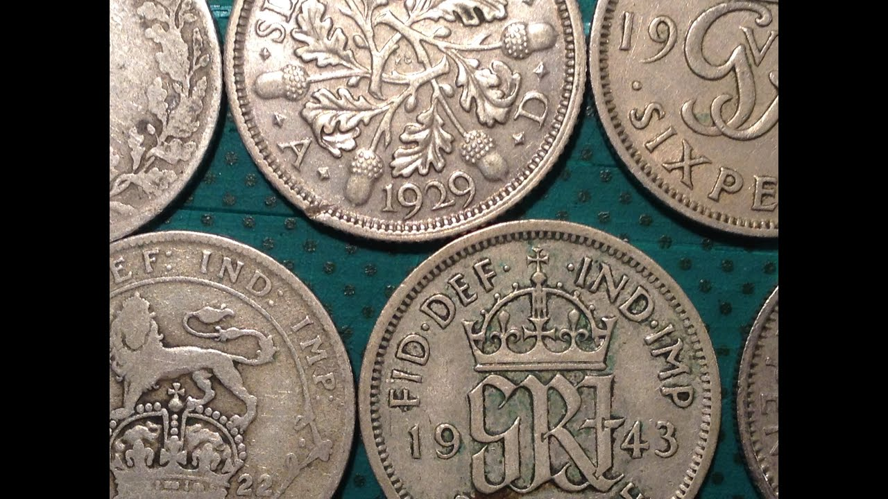 The Sixpence and the Shilling: Coins, History, and