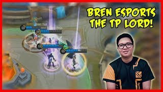 Another Troll TP of Bren Esports vs SXC Imba | MPL-PH Game3