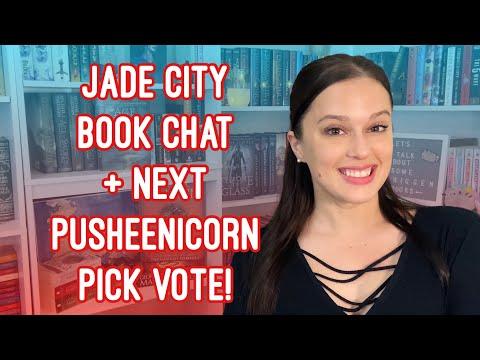 Jade City Book Chat + New Pusheenicorn Pick Vote [CC]