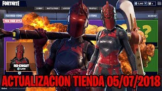 "ERROR "" SOLVED "" RED LADY SKIN WITH ITS SHIELD IN FORTNITE CHILE 2018"