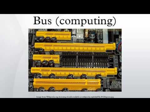 Bus (computing)