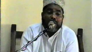 Sheikh Nassor BACHU - TAQWA