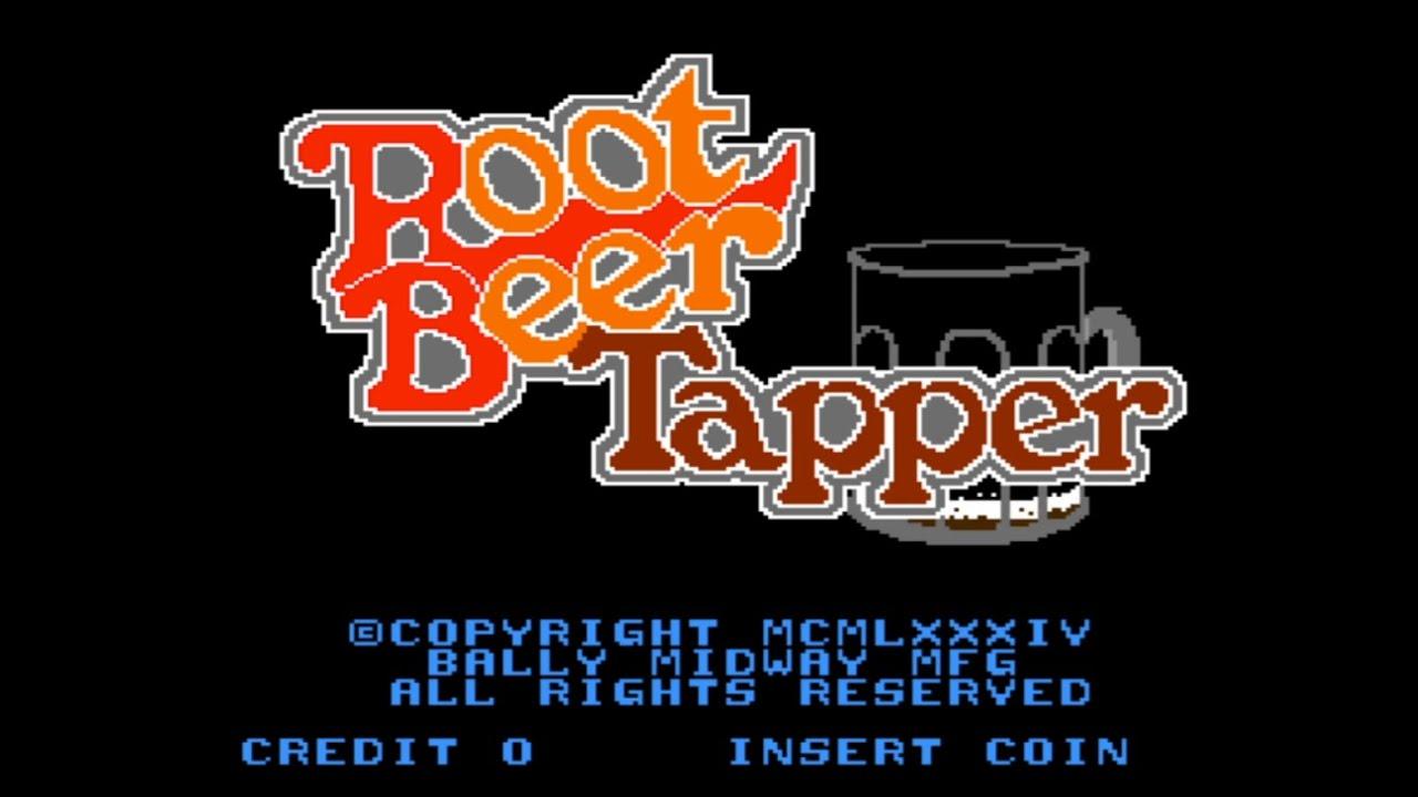 Let's Play Tapper - Arcade (Day Twenty-Eight)