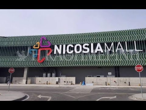 life of international student in cyprus 2019 Nicosia Mall