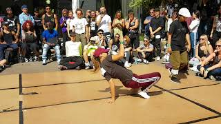 IBE 2018 - Preselection B-Girl Battle 009