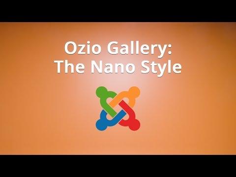#4. Ozio Gallery: The Nano Style