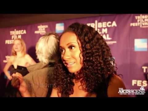 Rachel Nichols, Tracie Thoms, Doug Jones & more chat at the 'Raze' Premiere at Tribeca 2013