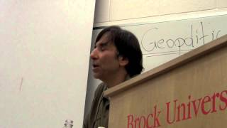 Gary Francione at Brock U. Part 3/5