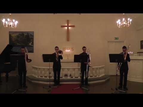 A song for Japan - Trombone Quartet