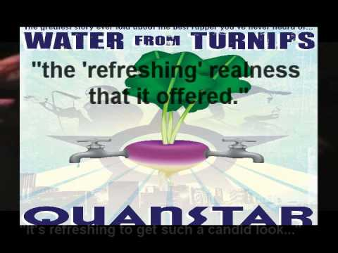 Water from Turnips: The Greatest Story Ever Told About the Best Rapper Youve Never Heard Of