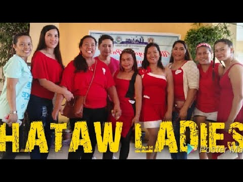 ZUMBA LADIES CHRISTMAS PARTY PART 2  DANCE COMPETITION