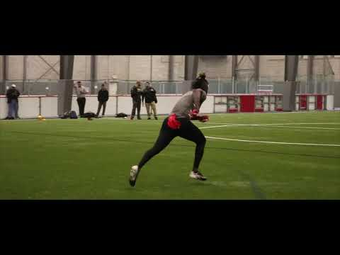 Rafael Onate Sports Therapy at NFL Pro Day