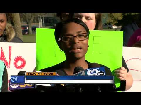 Greendale HS Student Says She Was Suspended For Confronting Someone Who Called Her The N-word
