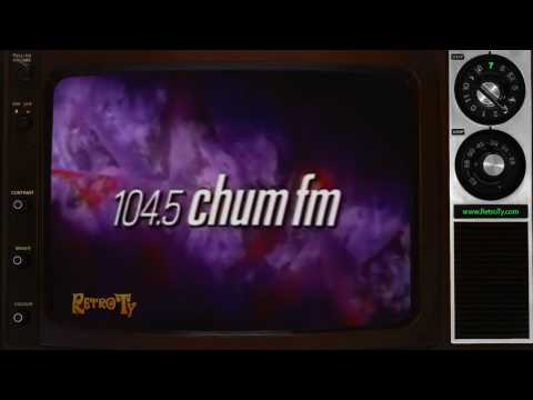 1990 - 104.5 CHUM FM - Roger, Rick & Marilyn - Spend your vacation on a safari