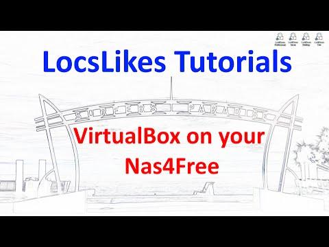 Install Windows on Nas4Free using VirtualBox