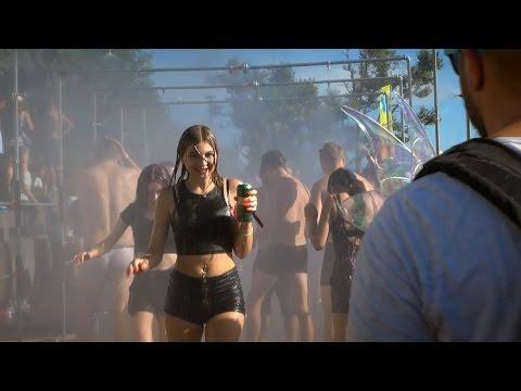 Street Parade 2016 - Episode 6 - Wet & Sexy!