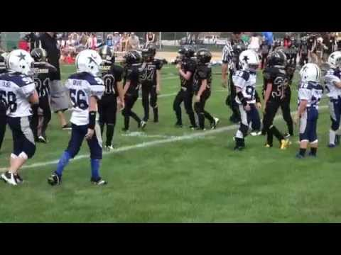 Pafa PAC 10 Blue Team vs  Arlington Heights Cowboys