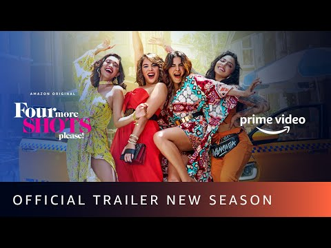 Four More Shots Please - New Season Trailer | Sayani, Kirti Kulhari, Bani J, Maanvi Gagroo |April 17