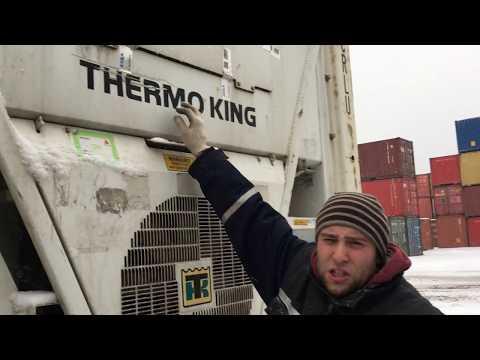 видео: Пример показа рефконтейнера  магнум