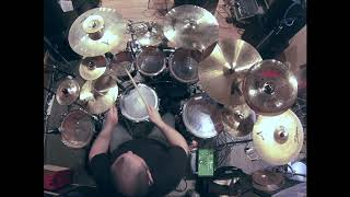 The Final Thing on My Mind, The Pineapple Thief. Drum cover by Serk Suleyman