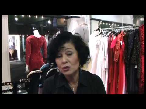 Doris Grover On Chinese Opera & Upcoming Fashion Shows (www.grandcouturedesigns.com)