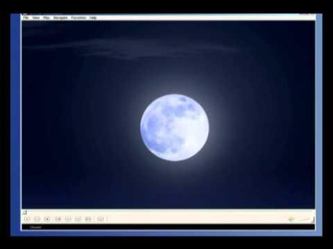 обои фаза луны