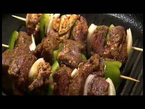 Food Cravings Shish Kebab DIY Best Kebab Recipe(Armenian Cooking)+BONUS Armenian Rice Pilaf Recipe