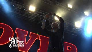 David Guetta - Ultra Music Festival 2011