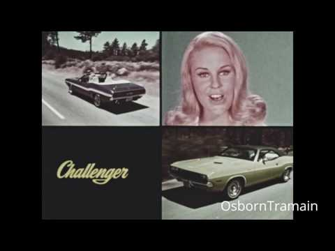 1970 Dodge Challenger Commercial - Special Introduction Better COLOR HD