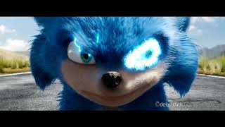 i improved the Sonic the Hedgehog trailer