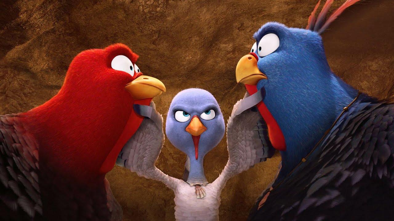 Download Frisch Geschaut - Free Birds Blu Ray Review
