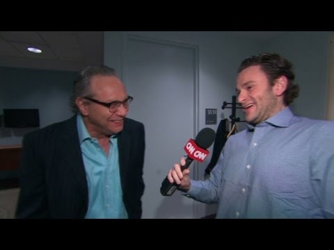 Lewis Black Green Room interview