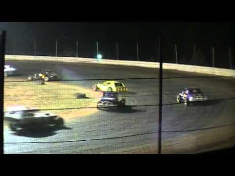 Janet Hauck, Joe Hauck, Jason Walls, Cliffy Hensley @ Doe Run Raceway (Video 3)