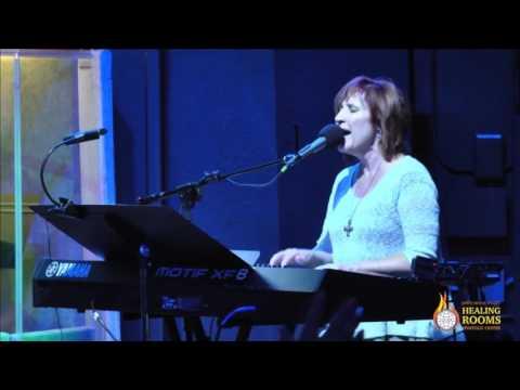 Julie Meyer - As You Gaze - Healing Rooms SMV - Worship