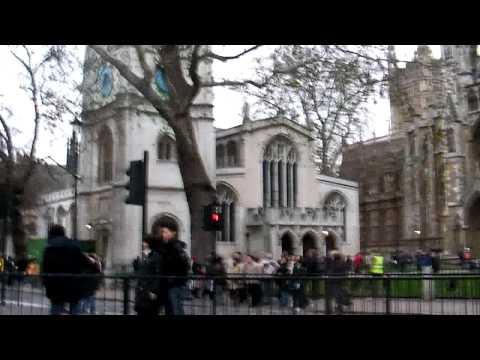 Taxi Tour Parliament Square SW1