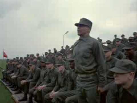 Full Metal Jacket - Charles Whitman - Lee Harvey Oswald