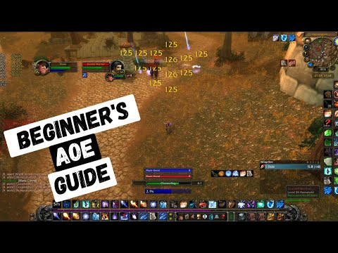 WoW Classic: Mage AoE Guide for Beginners (Full breakdown)