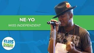 """Ne-Yo - """"Miss Independent""""   Elvis Duran Live"""