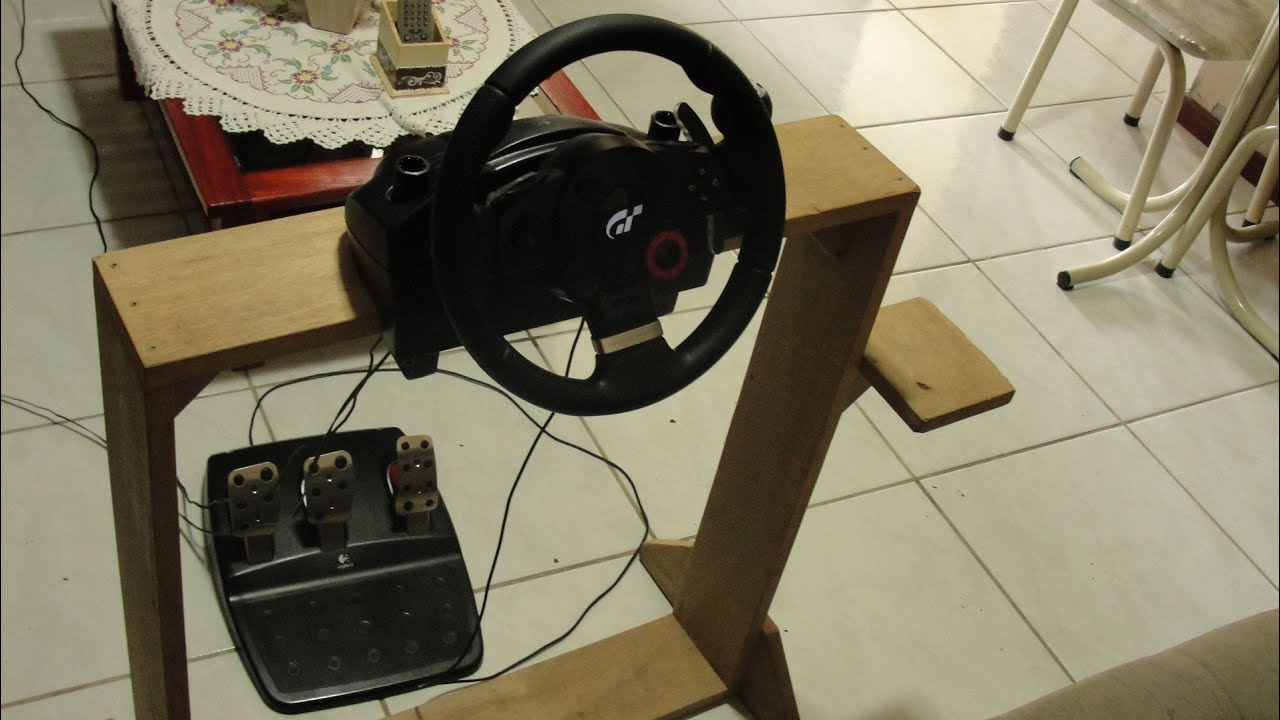 How to use Logitech G25 pedals in Logitech Driving Force GT steering wheel [READ THE DESCRIPTION]