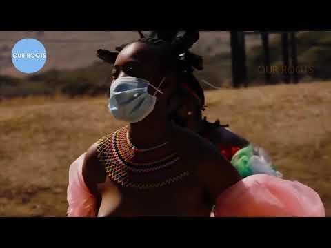 Zulu traditional Girls Vs Zulu dancers