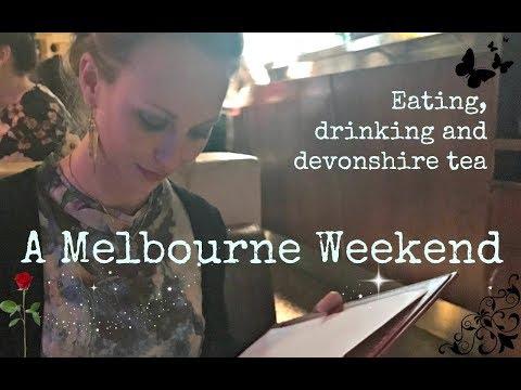 A Melbourne Weekend