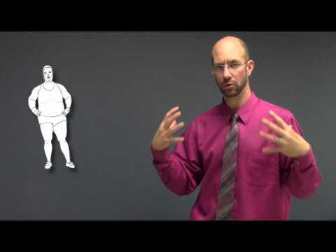 Body Types   ASL - American Sign Language