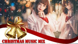 Merry Christmas & Happy New Year 2018 ♪ Christmas Songs Remix Non-Stop
