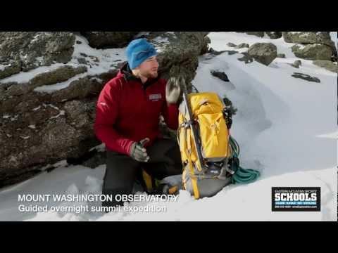 EMS Climb School: Mount Washington Observatory Overnight Trip